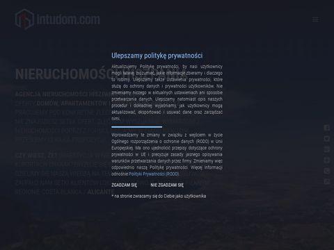 Intudom.com nieruchomości Hiszpania - sprzedaż