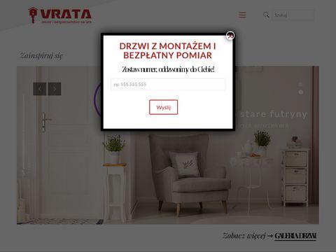 Vrata.pl - drzwi wewnętrzne Łódź