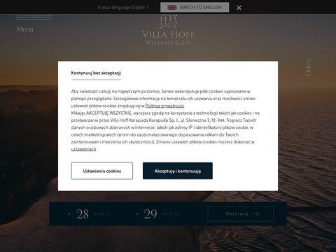 Villahoff.pl hotel SPA nad Bałtykiem