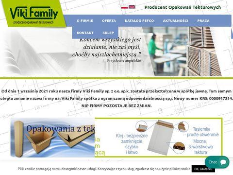 Viki.com.pl opakowania wysyłkowe