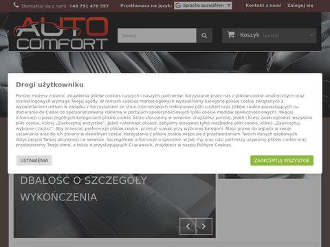 Auto Comfort - pokrowce samochodowe