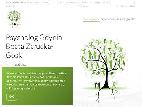Pomocwlabiryncie.pl terapia małżeńska w Gdyni