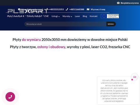 Plexart.com.pl - plexi na wymiar
