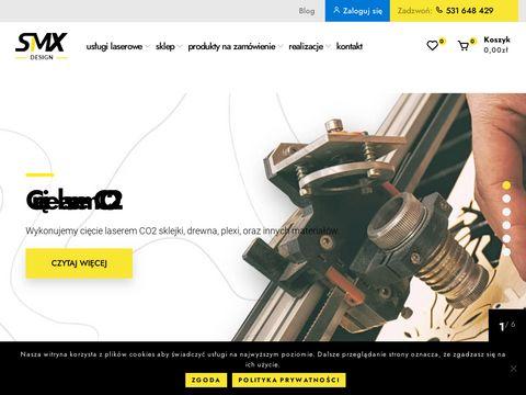 Smx.com.pl design