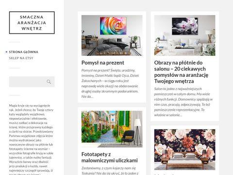 Smaczneobrazy.pl - obrazy na płótnie