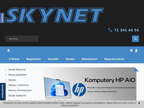 Skynet.pl - teleskop Wrocław