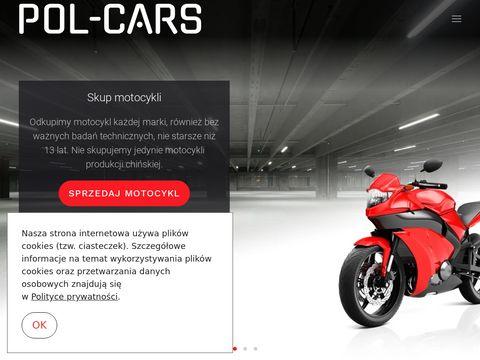Pol-Cars skup aut za gotówkę