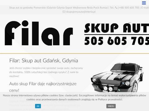 Filar - profesjonalny skup aut