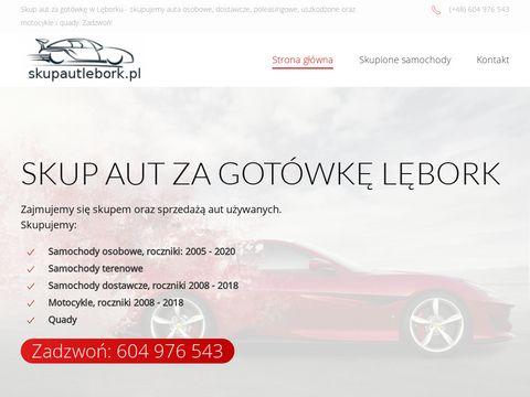 Skupautlebork.pl aut za gotówkę