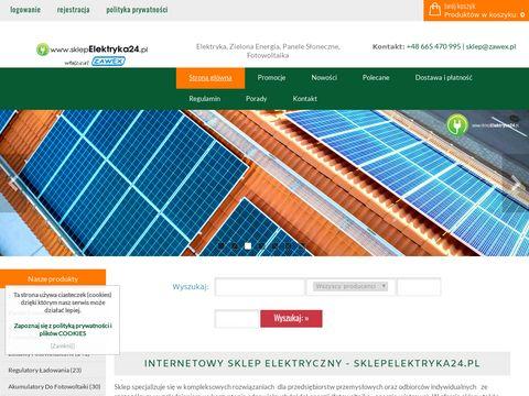 SklepElektryka24.pl internetowy sklep elektryczny