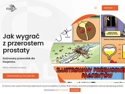 Szpitalspecjalista.pl - operacja laserowa