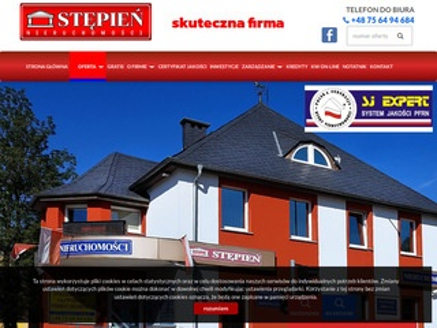 Stepien.nieruchomosci.pl dom Jelenia Góra