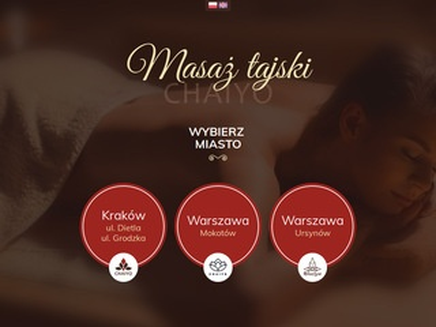 Tajskimasaz.pl - chaiyo