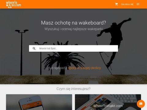 Wheretowake.com