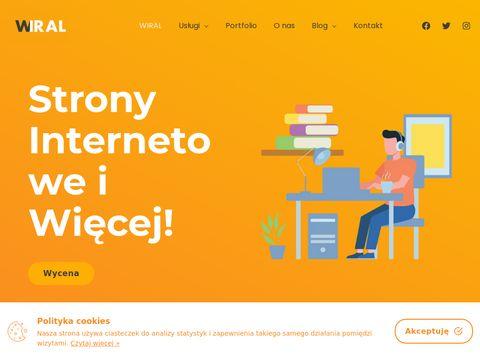 Wiral strony internetowe