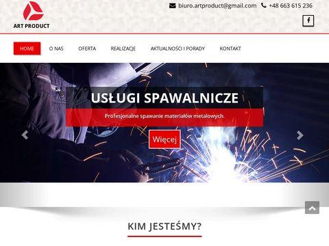 Visionarte.pl - kasetony led, krzyże apteczne