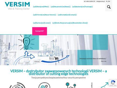 Versim.pl - extreme networks