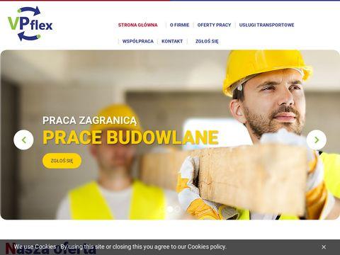 VP Flex - praca w Holandii
