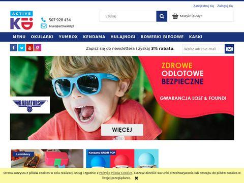 Activekid.pl - aktywizujemy twoje dziecko
