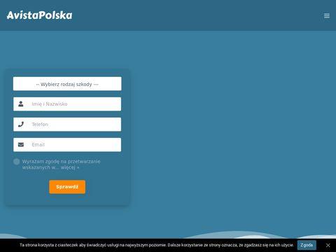 Avistapolska.pl dopłata do odszkodowania