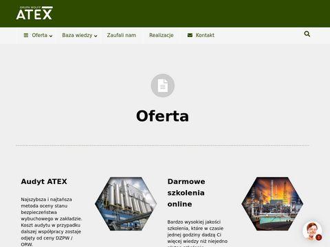 Atex137.pl - prognoza oddziaływania na środowisko