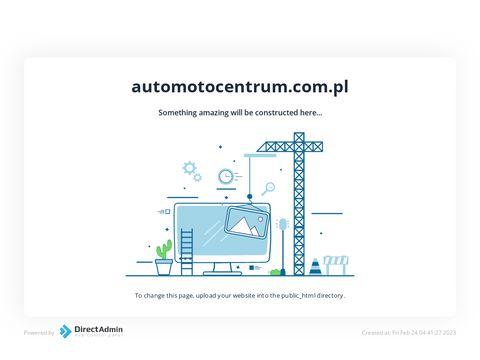 Automotocentrum.com.pl - auto mechanik Kraków