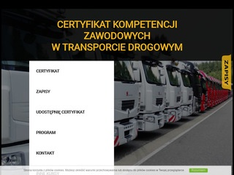 Certyfikatkatowice.pl kompetencji
