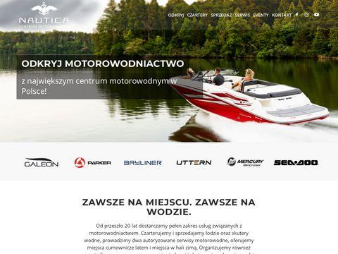 Centrum Nautica - czarter jachtów Mazury