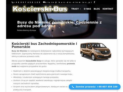 Bus-do-niemiec.pl przewozy