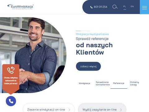 Eurowindykacja.pl międzynarodowa
