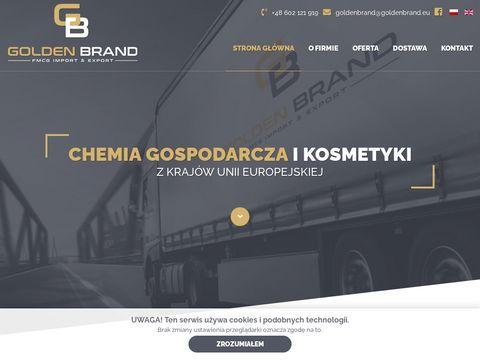 Golden Brand - dobra chemia z Niemiec