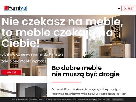 Furnival.pl - komody RTV