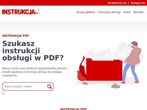 Instrukcja-pdf.pl obsługi