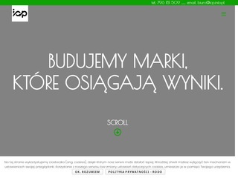 Icp.info.pl - responsywne strony internetowe Łódź