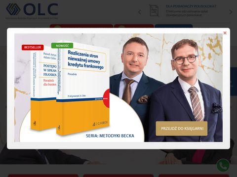 OLC Kancelaria frankowa