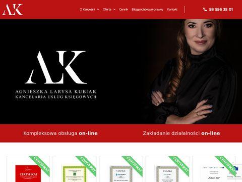 Kancelaria-kubiak.pl - rozliczanie pitów Gdańsk