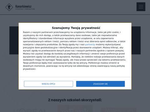 Kanarkiewicz.com nauka szachów online