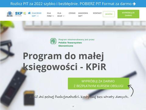 Ksiega-podatkowa.pl - mała księgowość w firmie