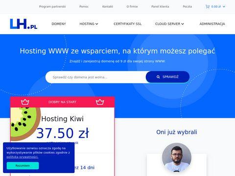 LH.pl - certyfikaty SSL