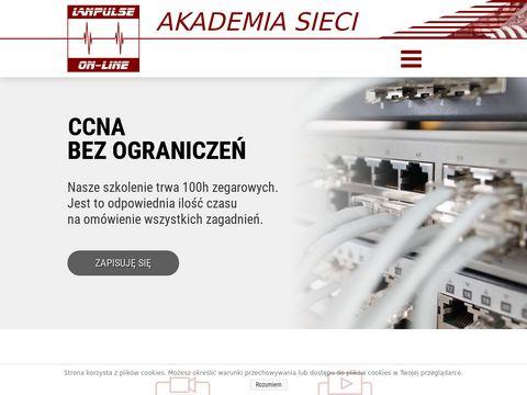 Lanpulse.pl kurs Cisco Warszawa