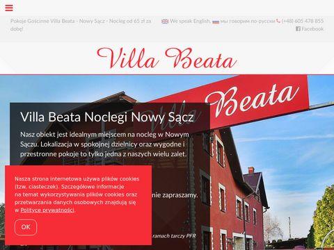 Villa Beata - noclegi Nowy Sącz