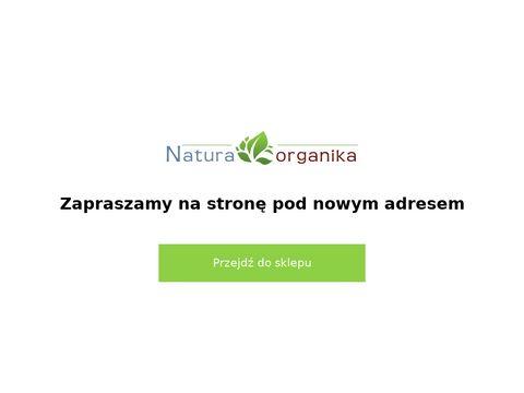 Naturaorganika.pl eko kosmetyki i zdrowa żywność