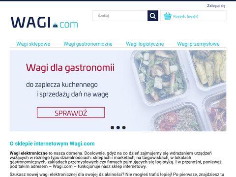 Wagi.com medyczne