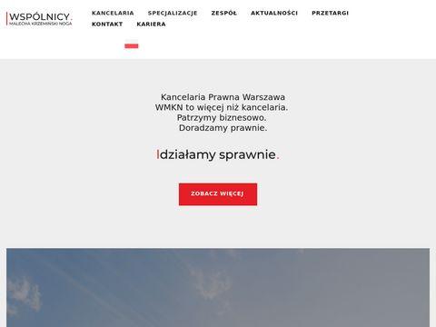 Wmkn.pl prawo ochrony zabytków Warszawa