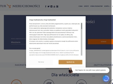 Tur-nieruchomosci.pl biuro w Warszawie