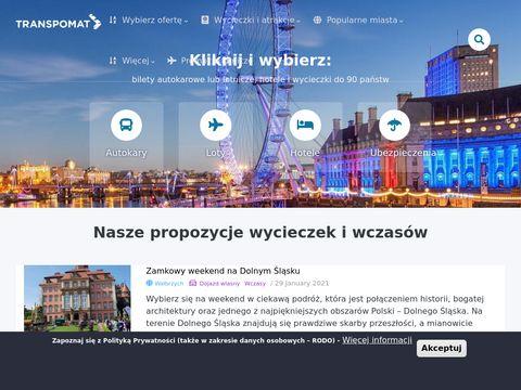 Transpomat.pl bilety autokarowe