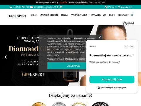 Tanexpert24.pl - balsam brązujący MineTan