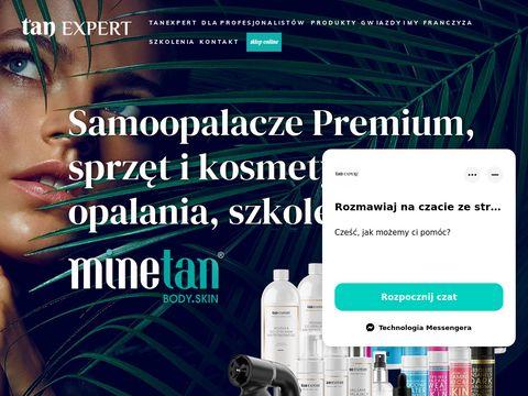 Tanexpert.pl - opalanie natryskowego szkolenie