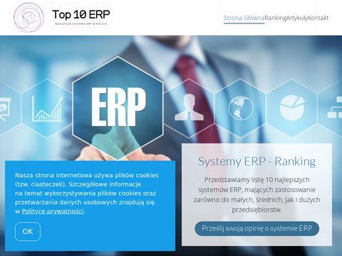 Top10erp.pl ranking systemów