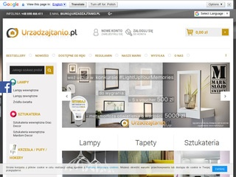Urzadzajtanio.pl - oprawy do zabudowy